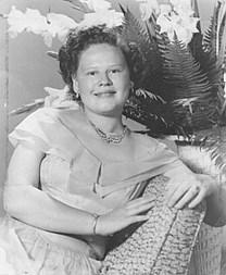 Mary Frances Sullivan obituary photo