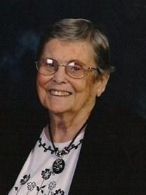 Ruth Hornick obituary photo