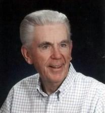 Edward Carey obituary photo