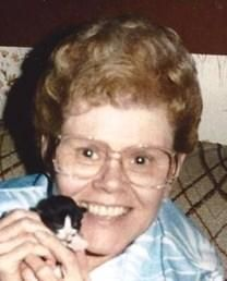 Lillian J. Sindelar obituary photo