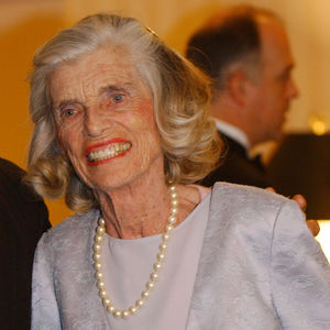 Eunice Kennedy Shriver  Obituary Photo