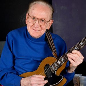 Les Paul Obituary Photo