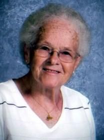 Lavina Jean McClain obituary photo