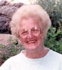 Ann Boymer obituary photo