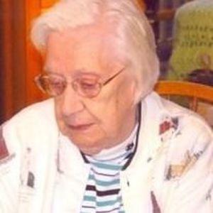 Clara Josephine Willacker