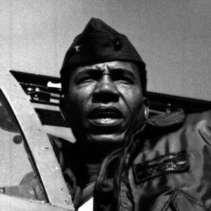 Lt. Gen. Frank Petersen Obituary Photo