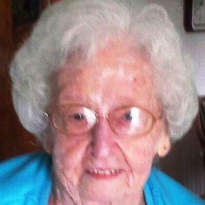 Lucille Joyce Baxter