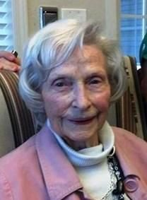 Muriel Lucille Christopher obituary photo