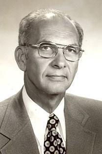 Harry E. Robinson obituary photo