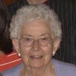 """Margaret """"Jane"""" Bodimer"""