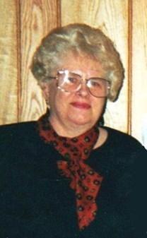 Lois Marie Clark obituary photo