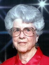 Wynona Thorne obituary photo