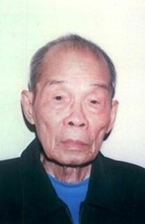 Sang Van Vo obituary photo