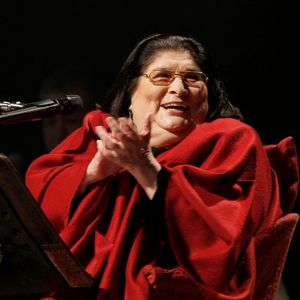 Mercedes Sosa Obituary Photo