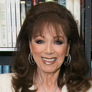 Jackie Collins Obituary Photo
