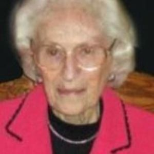 Alma J. Woodward