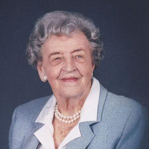 Mrs. Margaret Ann (Greta) Webb