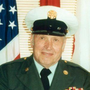 Claxton Evans Hallman Obituary Photo