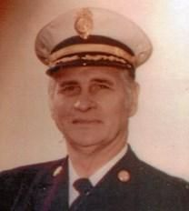 George Edward Davis obituary photo