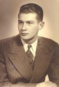 Edward J. Hill obituary photo