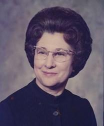 Lillian Lee Lande obituary photo