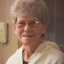 Jeroulene Frances Herald obituary photo