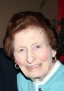 Irma J. Lang obituary photo