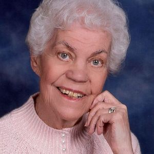 "Marjorie ""Marge"" Agnes Wolford Obituary Photo"