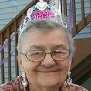 Pauline Mailman Obituary Photo