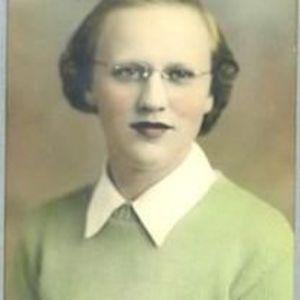 Helen Bertha Hall