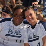 Kyrstin Gemar and Ashley Neufeld in Tucson, 2009.