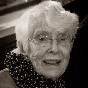 Mrs. Margaret E. (Crawford) Edson