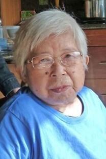 Kinuyo Yamamoto obituary photo