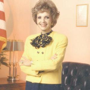 Senator Paula Fickes Hawkins