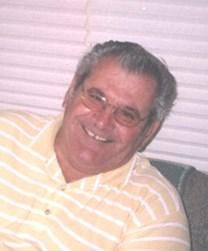 Jim Cabral obituary photo
