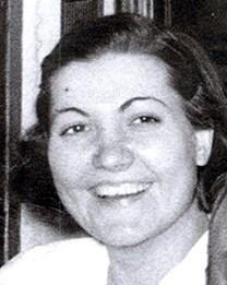 Frances M. Hickman obituary photo