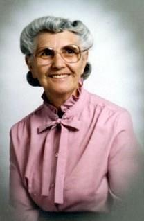 Minnie Kenyon Obituary - Alamance County, North Carolina