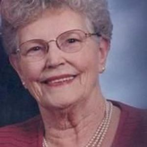 Marjorie Ellen McDowell