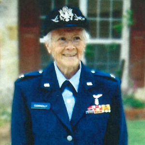 Colonel Janet M. Connolly, USAF (Ret)