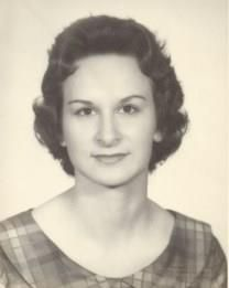 Ann Hubbard Dixon obituary photo