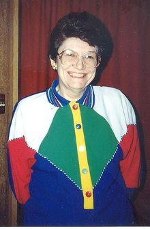 Shirley Ann Wayne