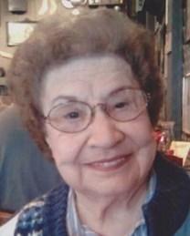 Rosalie Schurer obituary photo