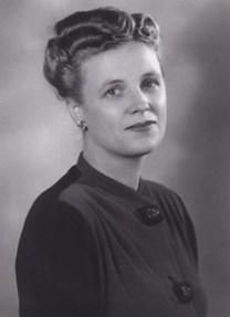 Evelyn L. Hunt obituary photo