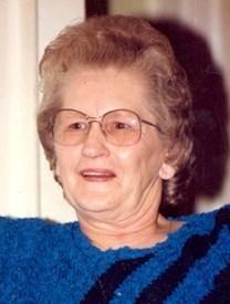 Gloria Ailleen Donaldson McCall obituary photo