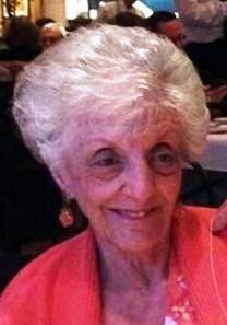 Grace Scally Thompson obituary photo