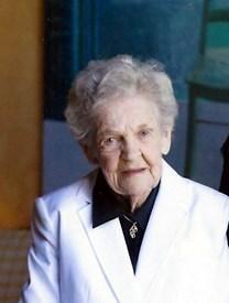 Irene Elizabeth PAINE obituary photo