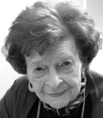 Belle Nelkin Margoliner obituary photo
