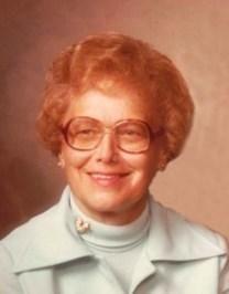 Virginia Smith Johns obituary photo