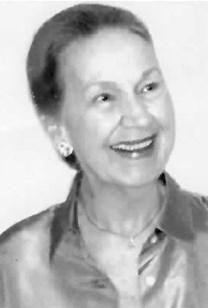 Shirley Wright obituary photo