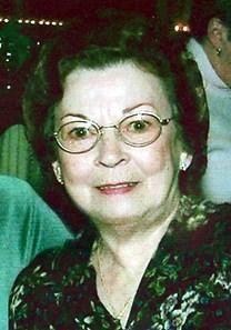 Sylvia June Bright obituary photo